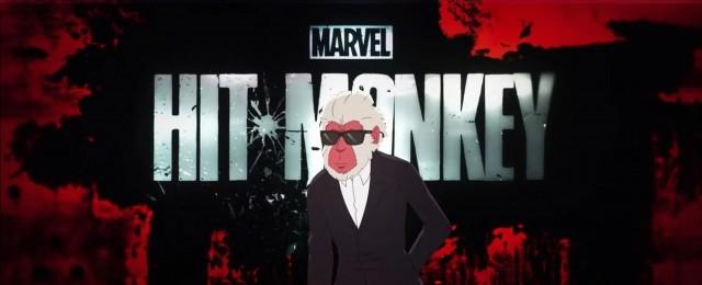 """""""Hit-Monkey"""": Neuer Trailer zur schrägen Marvel-Animationsserie"""