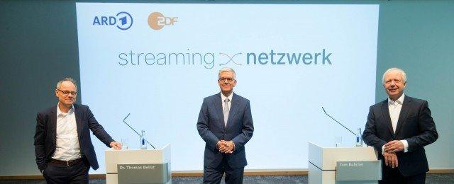 """""""Quantensprung"""": ARD und ZDF bündeln Inhalte in gemeinsamem Streaming-Netzwerk"""