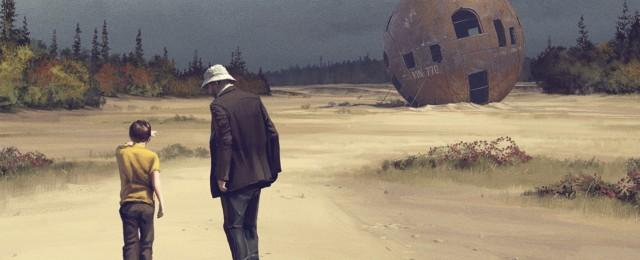 """""""Tales from the Loop"""": Eine Serie wie bedeutungsvolles Schweigen"""