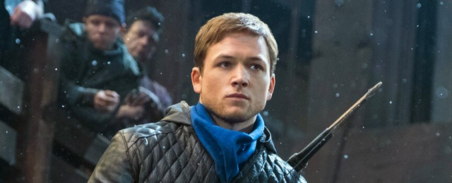 """In with the Devil"": Taron Egerton (""Rocketman"") vor Hauptrolle in Gefängnis-Drama"