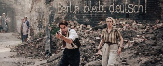 Internationale ZDF-Koproduktion mit Nina Hoss spielt im Berlin der Stunde Null