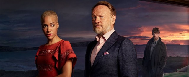 "Cush Jumbo und Jared Harris im Thriller ""The Beast Must Die"""