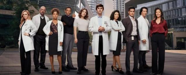 """""""The Good Doctor"""": Trailer zur fünften Staffel mit Hochzeits-Ausblick"""