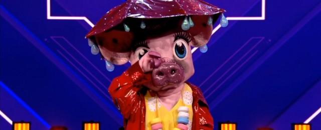 """Erste Enthüllung bei """"The Masked Singer"""": Das Schwein ist..."""