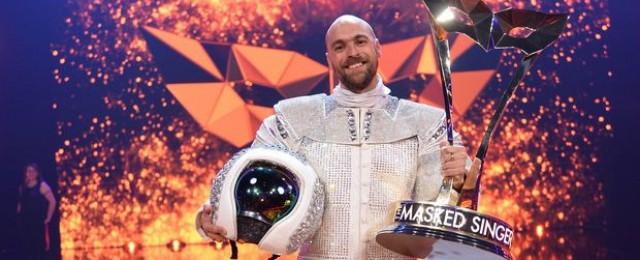 """""""Astronaut"""" Max Mutzke gewinnt erste Staffel der ProSieben-Show"""
