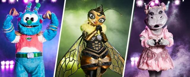 """""""The Masked Singer"""": ProSieben enthüllt erste Kostüme der dritten Staffel"""