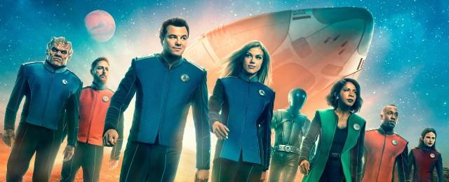"""The Orville"": Hulu verkündet Starttermin für lange verzögerte dritte Staffel"