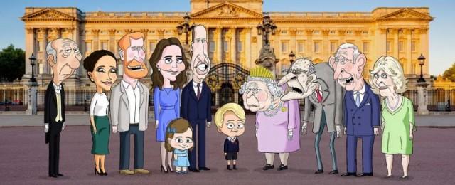 Die britische Königsfamilie aus der Sicht des designierten Thronfolgers