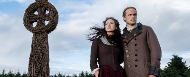 """Outlander"": Recap zum Staffelauftakt ""Das flammende Kreuz"""