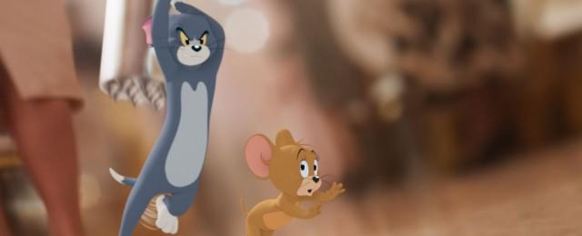 """Ein Hauch von """"Roger Rabbit"""": Erster Trailer zum neuen """"Tom & Jerry""""-Kinofilm veröffentlicht"""