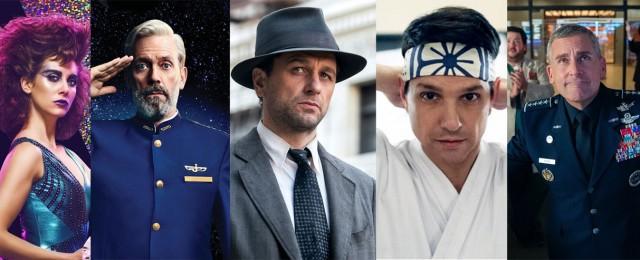 Die Tops & Flops des internationalen TV-Jahres 2020