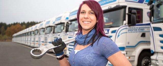 """""""Trucker Babes"""": Corona-Spezial der Doku-Soap"""