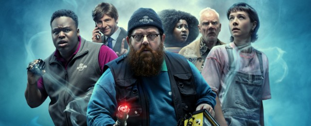 """Truth Seekers"": Horror-Comedy mit  Nick Frost und Simon Pegg findet Starttermin"
