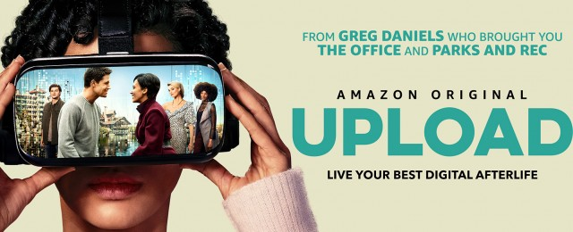 """Upload"": Romantische Sci-Fi-Satire von Sitcom-Genie Greg Daniels"