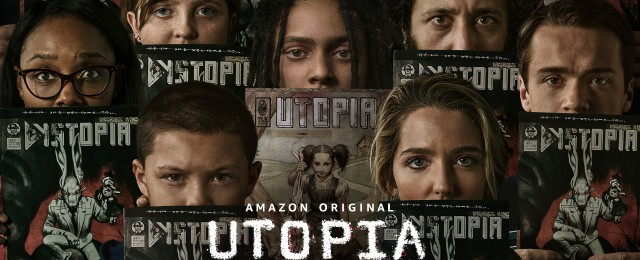 """Utopia"": Schwungvolles US-Remake des britischen Science-Fiction-Kults"