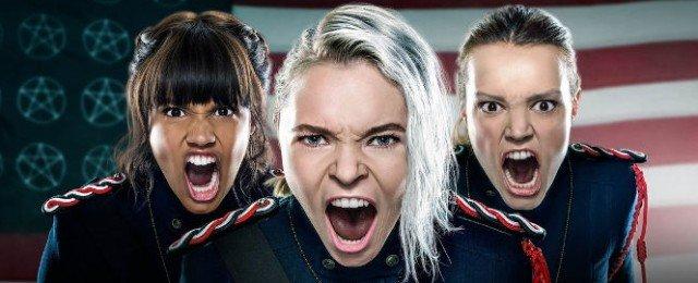 Phantastisches Drama um junge Hexen und ihren Militärdienst für die USA