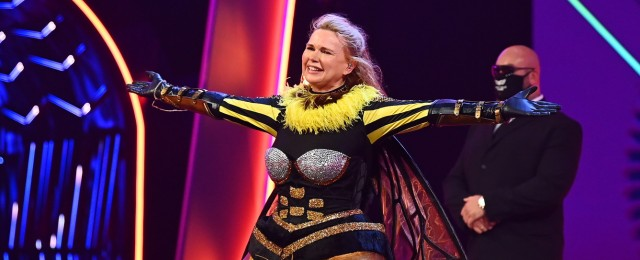 "Veronica Ferres nach ""The Masked Singer"": ""Mit der Geheimhaltung war es fast wie in einem 'James Bond'-Film"""