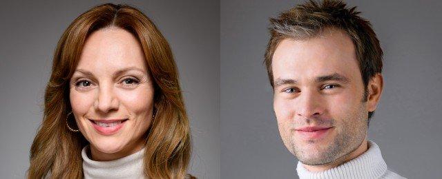Christopher Reinhardt und Viola Wedekind neu in ARD-Telenovela