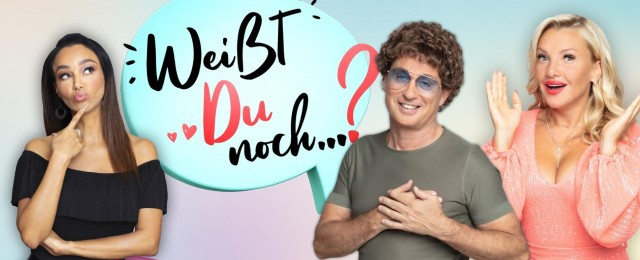 """""""Weißt du noch...?"""": Neue 90er-Retroshow mit Pooth, Burdecki und Schröder angekündigt"""