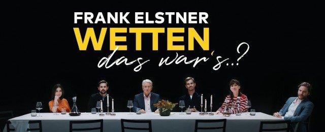 """""""Wetten, das war's..?"""": Talkshow von Frank Elstner startet im Juni bei Netflix"""