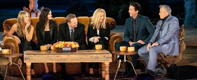 """""""Friends: The Reunion"""" hat deutsche Heimat gefunden"""
