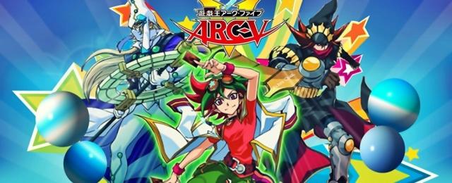 """""""Yu-Gi-Oh! Arc-V"""" ersetzt """"K-On!"""" mit sofortiger Wirkung"""