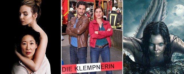 """Serientipps von """"Mörder"""" bis """"Meerjungfrau"""", von Killer bis """"Klempnerin"""""""