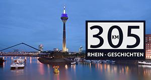 305 km Rhein-Geschichten