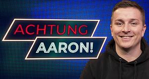 Achtung Aaron!