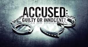 Angeklagt - Zwischen Schuld und Unschuld