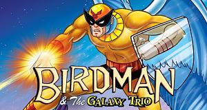 Birdman und das Galaxy Trio
