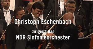 Christoph Eschenbach dirigiert das NDR Sinfonieorchester