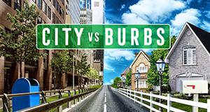 Haussuche: Stadt oder Land?