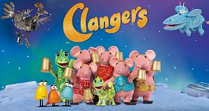 Clangers - Eine Weltraumfamilie mit Pfiff