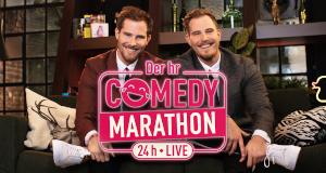 Der hr Comedy Marathon