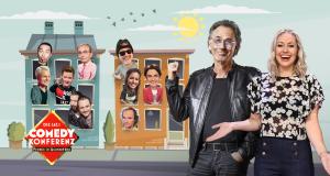 Die Sat.1 Comedy Konferenz - Promis in Quarantäne