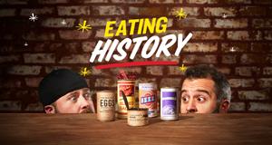 Eating History - Der Geschmack der Geschichte