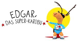 Edgar, das Super-Karibu