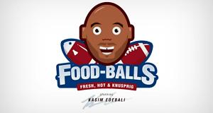 Food-Balls - Fresh, Hot & Knusprig
