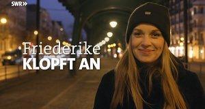 Friederike klopft an!