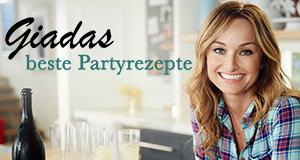 Giadas beste Partyrezepte