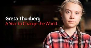 Greta Thunberg: Ein Jahr, um die Welt zu verändern