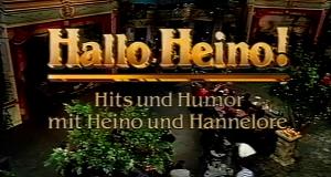 Hallo Heino!