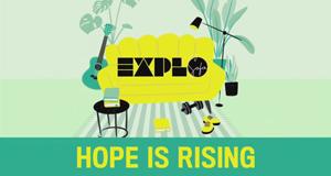 Sofa-EXPLO - Hope is Rising