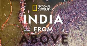 Indien von oben