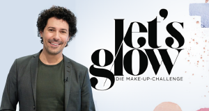 Let's Glow - Die Make-Up-Challenge