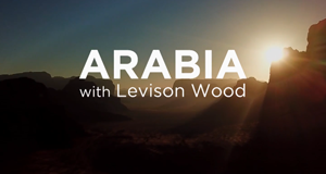 Levison Wood in Arabien