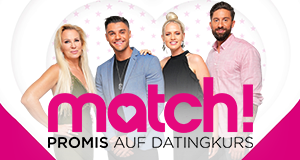 Match! Promis auf Datingkurs