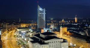 Mitteldeutschland bei Nacht - nonstop