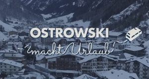 Ostrowski macht Urlaub